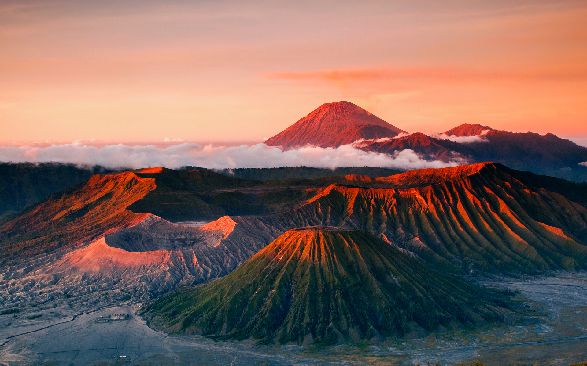 Volcano Mapping in Indonesia